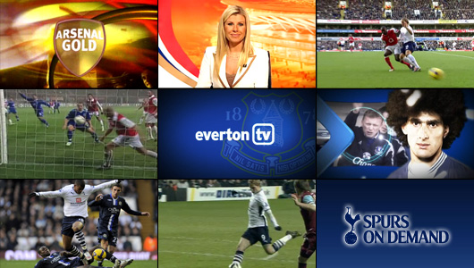 Premier League Football Channels
