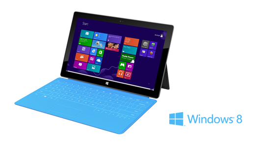 Windows 8 Surface
