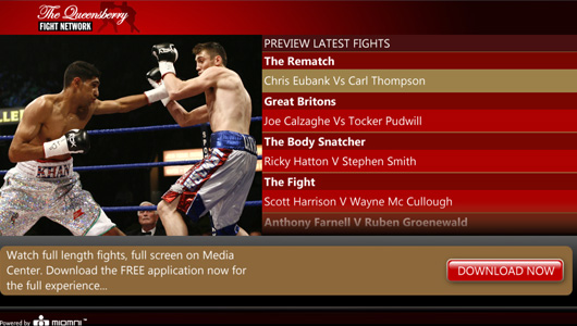 Queensberry Fight Network